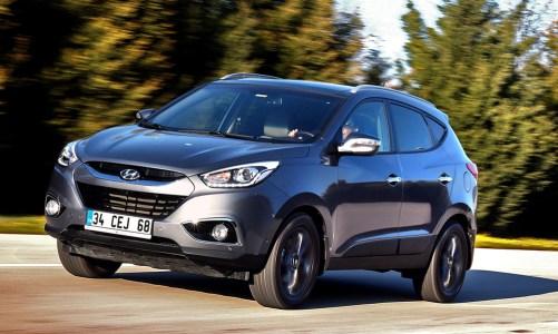 Elif Bekfelavi'nin gözünden Hyundai ix35