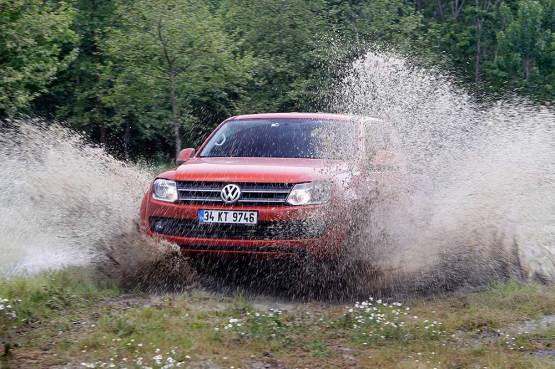 VW AMAROK CANYON