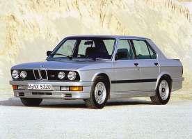BMW 5-SERİSİ E28