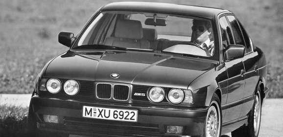 Prestijin simgesi: BMW 5 Serisi