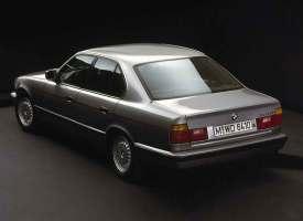 BMW 5-SERİSİ E34