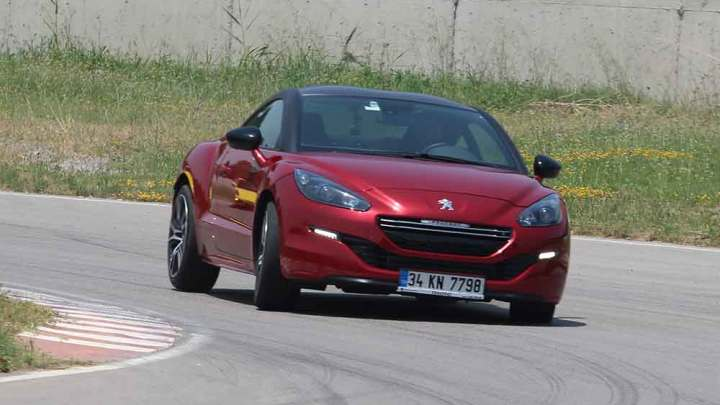 Süper spor katili: Peugeot RCZ R