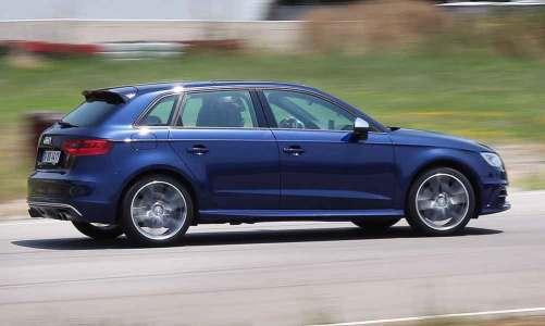 Premium kompakt sınıfın yaramaz çocuğu: Audi S3