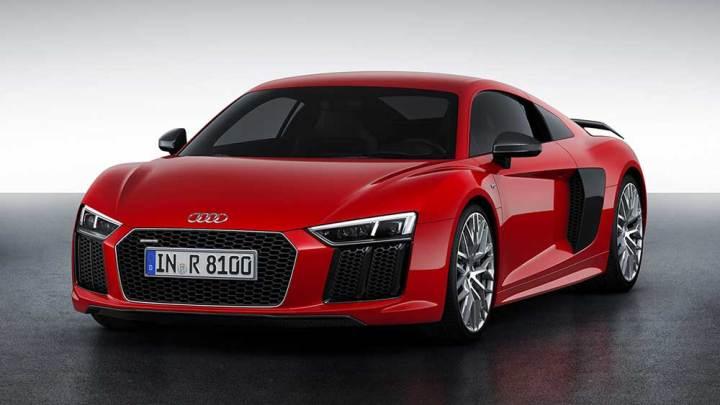 Dünyanın en iyi performans otomobili: Audi R8