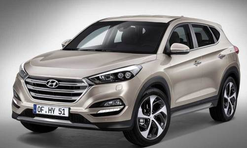 Hyundai yeni Tucson ve i20 Coupe'yle Cenevre'de
