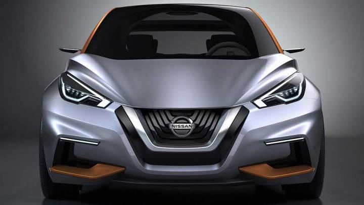Nissan'dan geleceğin kompaktı: Sway