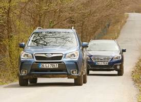 SUBARU FORESTER VE OUTBACK