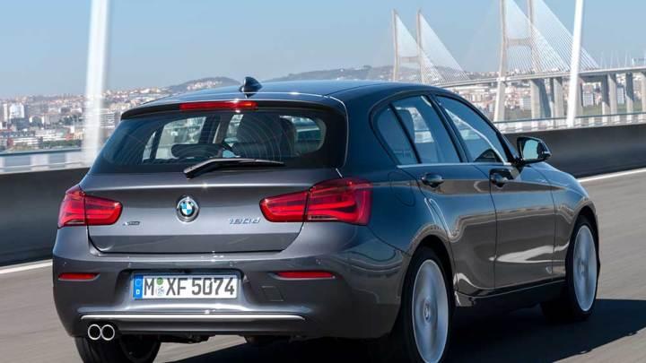 Makyajlı BMW 1 Serisi 91.123 TL