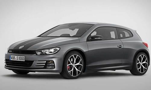 Volkswagen, Scirocco GTS'yi tanıttı
