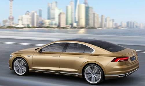 VW yeni modele doymuyor: C Coupe GTE
