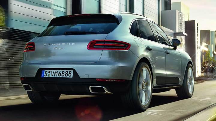 Porsche Macan'a 2.0 motor seçeneği