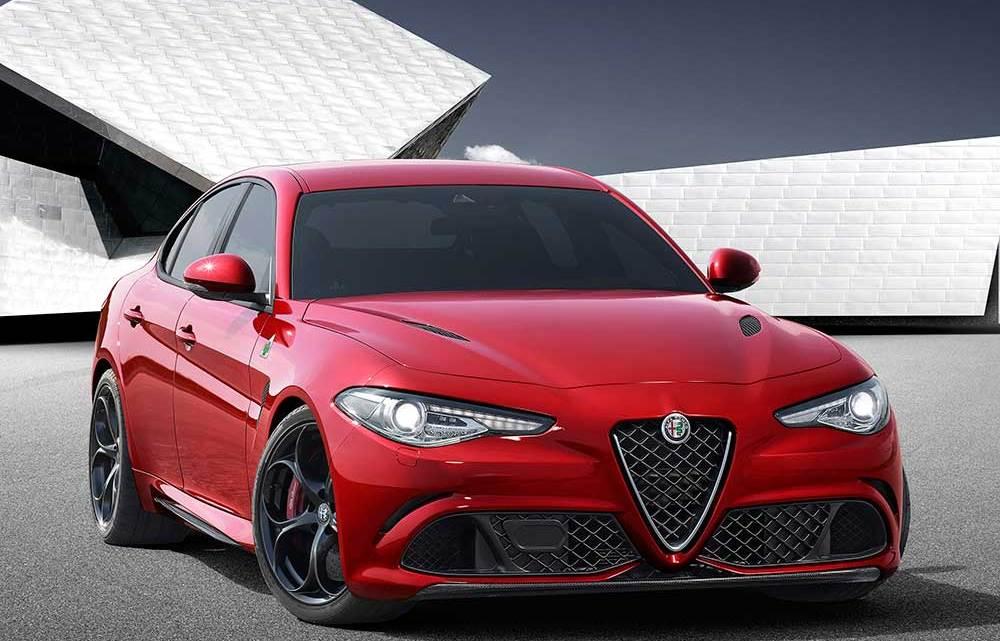 510 HP'lik Alfa Romeo Giulia yıl sonunda Türkiye'de