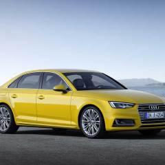 Audi A4 tamamen yenilendi