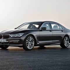 BMW'nin zirvesi: Yeni 7 Serisi