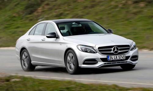 1.6 lt dizel ve otomatik: Mercedes C 200 Bluetec