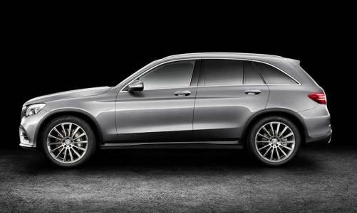 Yeni Mercedes GLC'ye merhaba