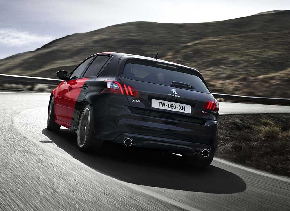 PEUGEOT SPORT 308 GTI'I SUNAR | Otomobil Uzmanı