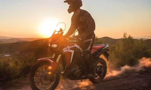 Honda'dan 1000 cc'lik yeni Africa Twin