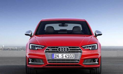 Yeni Audi S4 354 HP gücünde