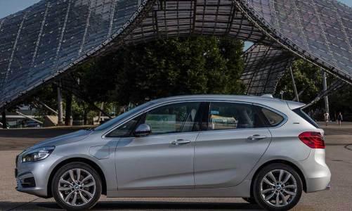 Bu BMW sadece 2.1 lt/100 km yakıyor