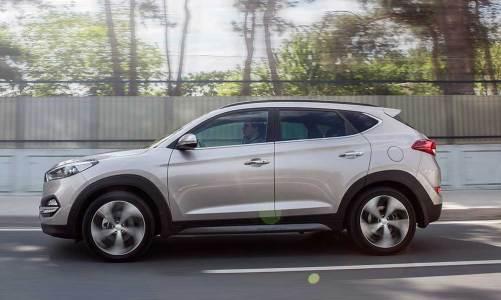 Hyundai Tucson en çekici SUV seçildi