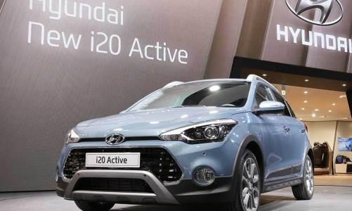 Hyundai i20 ailesine yeni üye: Active