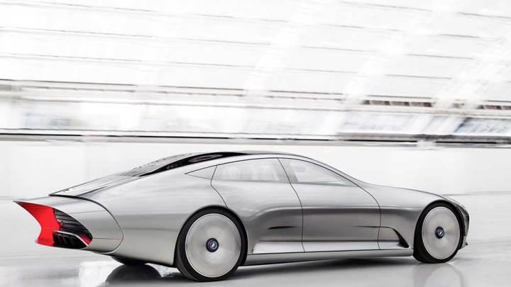 Mercedes'den aerodinami mucizesi