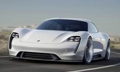 Porsche'den Panamera'nın geleceği: Mission E