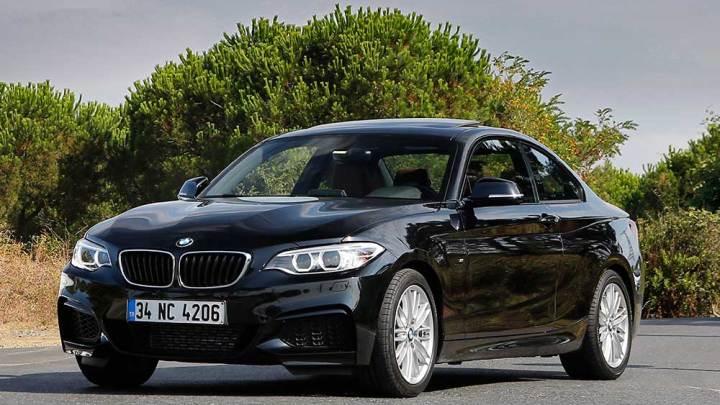 BMW 218i sürüş izlenimi