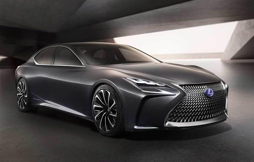 Lexus'dan geleceğin konsepti: LF-FC
