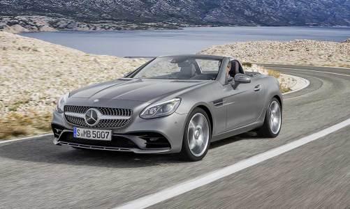 Yeni Mercedes SLC'nin fiyatı 210 bin TL