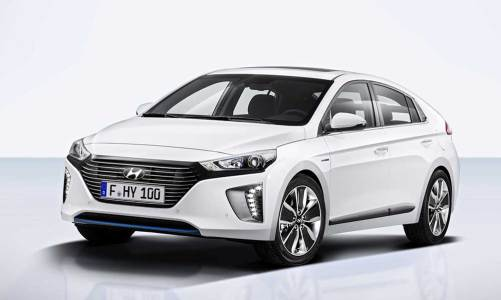 Hyundai'nin devrimci hibriti: Ioniq
