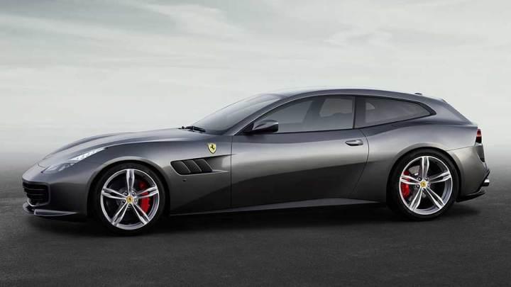 Ferrari FF'in yerine GTC4Lusso geliyor