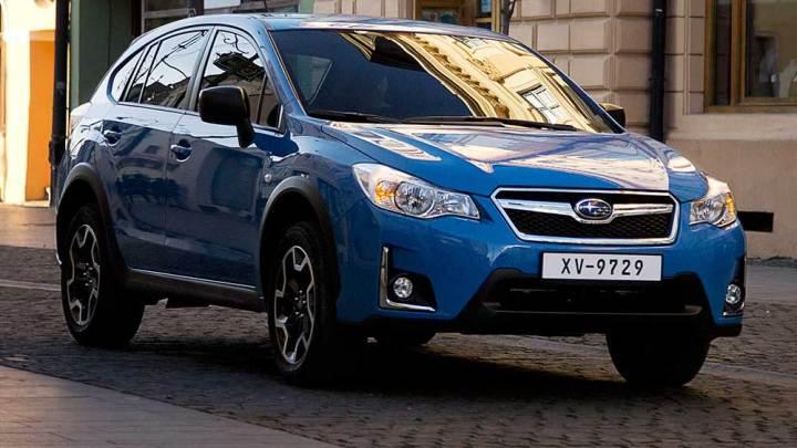 Makyajlı Subaru XV Türkiye'de