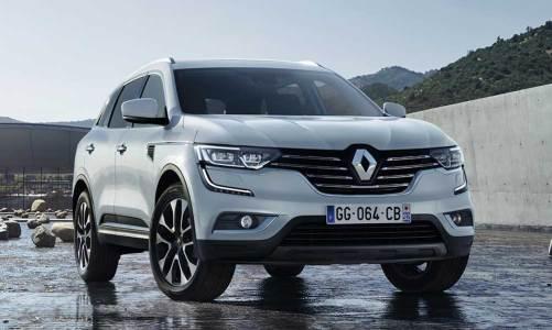 Yeni Renault Koleos geliyor