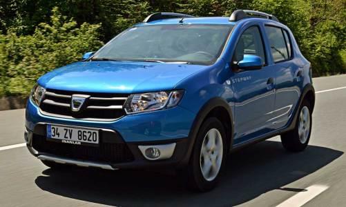 Dacia Sandero otomatik şanzımana kavuştu