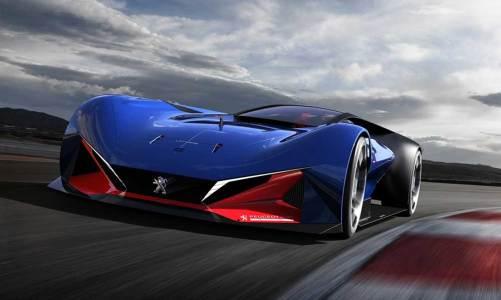 Peugeot'dan geleceğin yarışçısı
