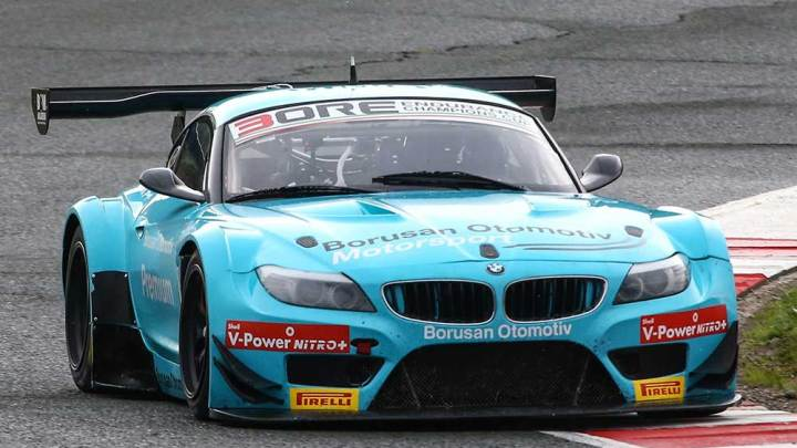 Borusan Otomotiv Motorsport Hırvatistan'ı fethetti