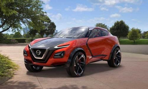 Yeni Nissan Juke neye benzeyecek?
