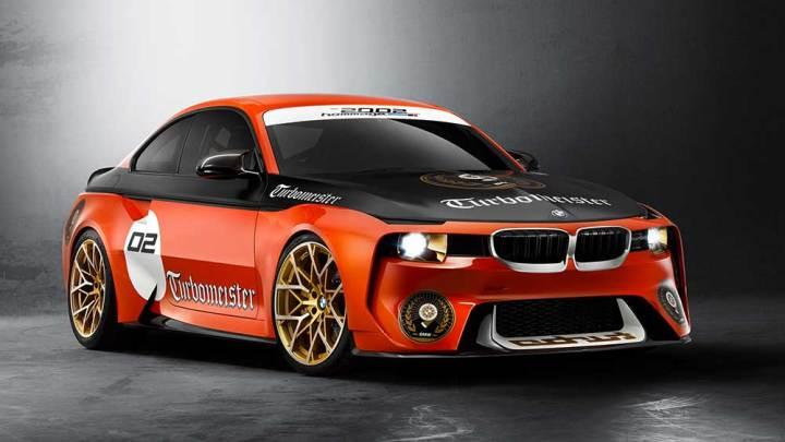 BMW'nin turbo geçmişine saygı: 2002 Hommage