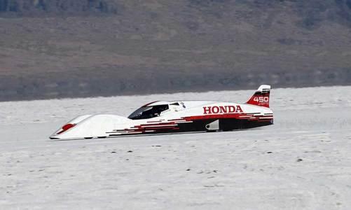 Dünyanın en hızlı Honda'sı