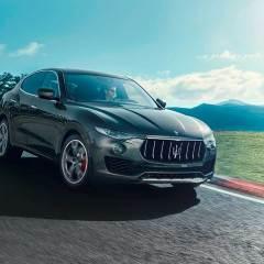 Maserati Levante teslimatları başladı
