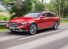 MERCEDES E-SERİSİ ALL-TERRAIN