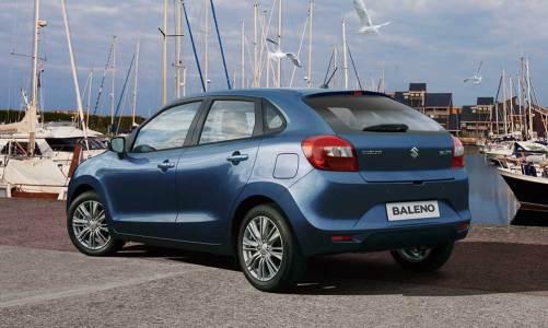 Suzuki'de Baleno fırsatı