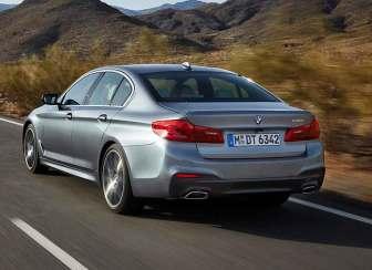 BMW 5 SERİSİ