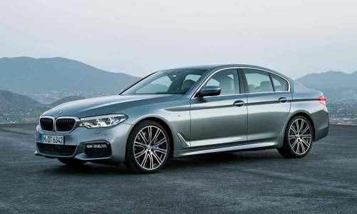 Yeni BMW 5 Serisi'ne merhaba