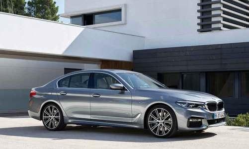 Yeni BMW 5 Serisi ülkemizde satılmaya başladı