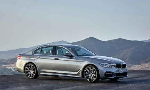 BMW 520i'de eylül kampanyası