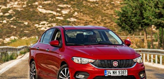 Türkiye'nin tercihi Fiat Egea oldu