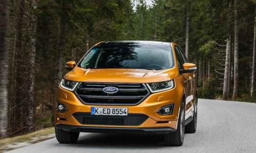 Yeni Ford Edge Türkiye'de
